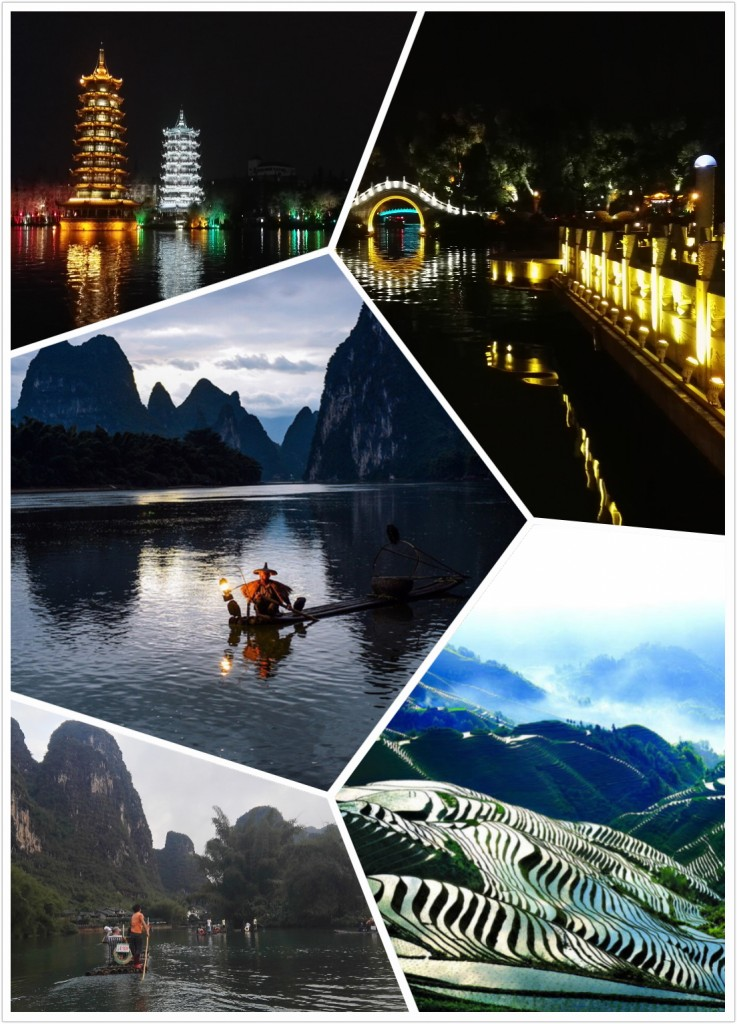 Guilin Breath-taking Scenery we will visit...