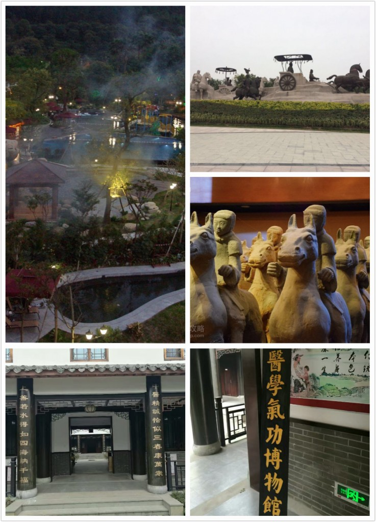 Xuzhou: The first Chinese Medical Qigong Museum, and the Longshan Hot-spring Spa