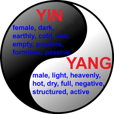 Yin Yang Defined