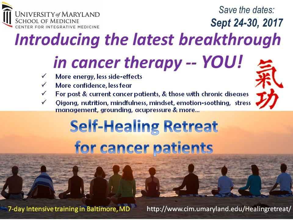 Unique Self-Healing Program for Cancer Recovery   Yang-Sheng com