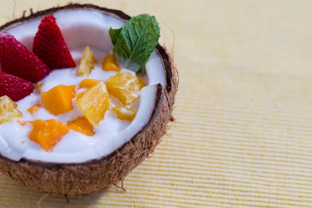 coconut-salad