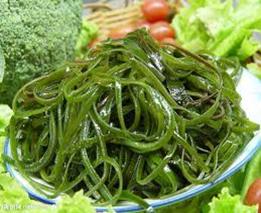 seaweed noodles
